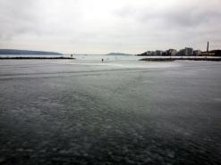Skating in Lahti