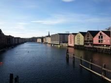 Nidelven Trondheim