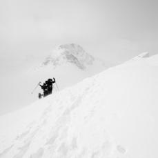 Semelholstinden 2147 moh. Ascent